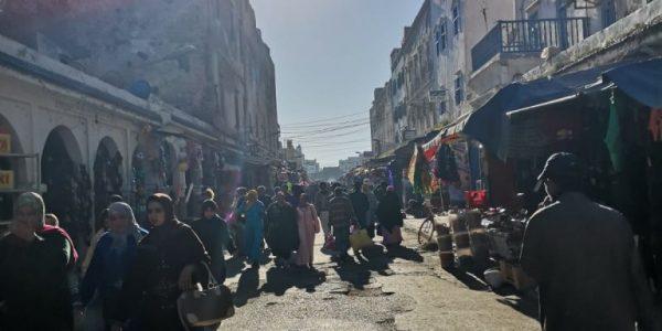 Essaouira shot